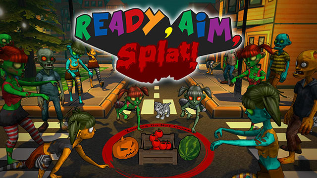 Ready, Aim, Splat! VR