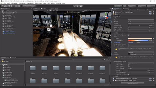 Unity 3D Development 1